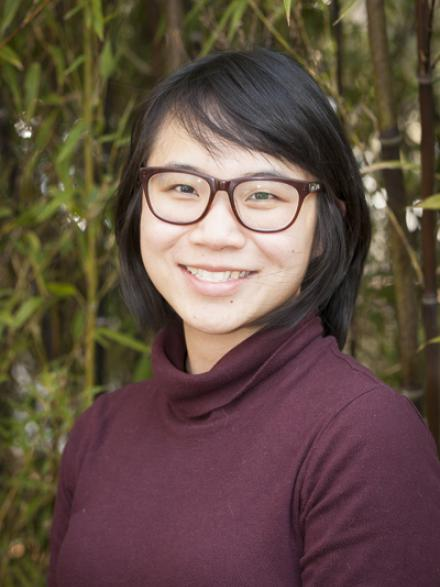 Photograph of Facilitator Rebecca Ng