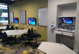 Melbourne Uni – Arts West Active Learning Space