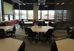 Melbourne Uni – Arts West collaborative learning space