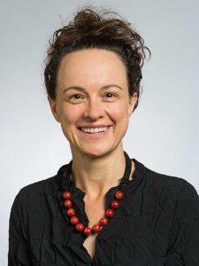 Photo of Professor Alexandra Webb