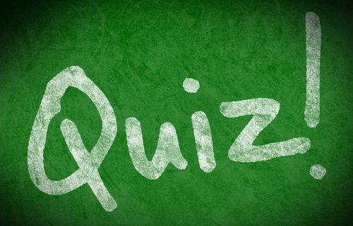 Quiz! (word)